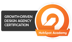 HubSpot Growth Driven Design agency-certification